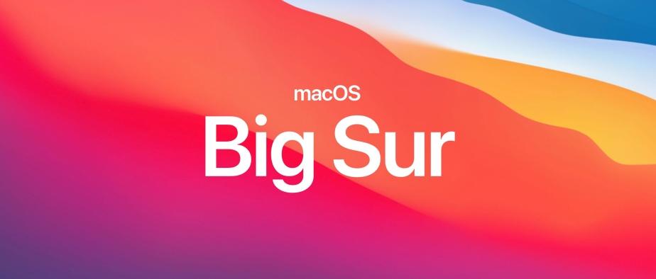 애플 Big Sur와실리콘