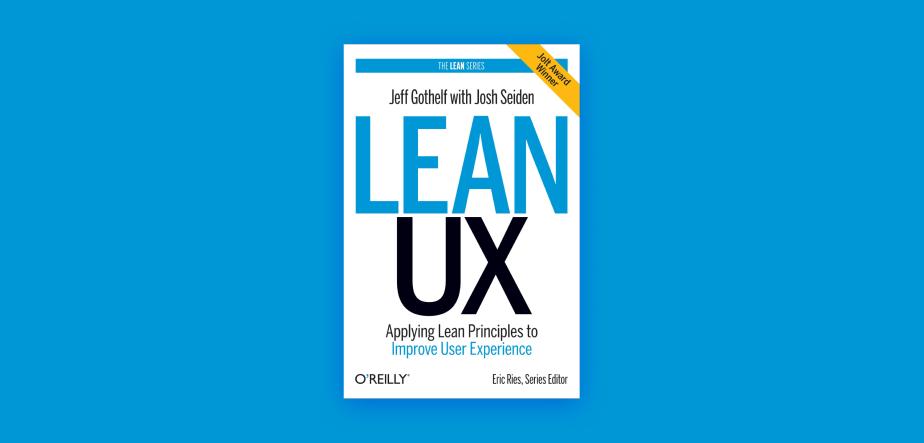 LEAN UX – 린과 애자일 그리고 진화하는 사용자경험
